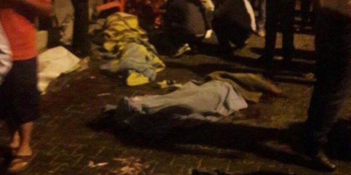 Gaziantep'te Düğün Salonuna Bombalı Saldırı