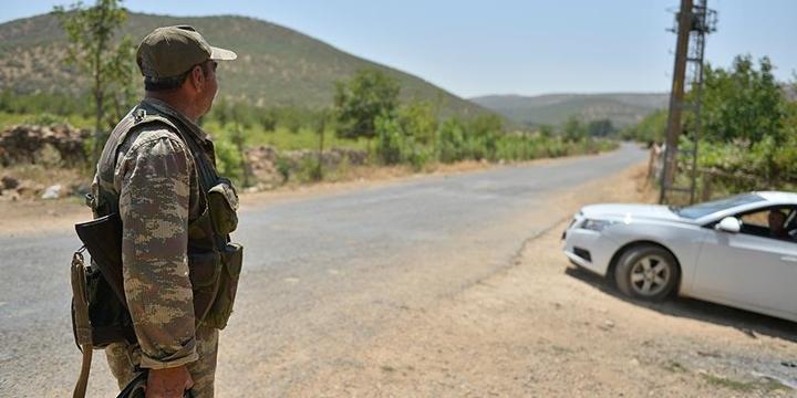 Diyarbakır'ın 15 Köyünde Sokağa Çıkma Yasağı