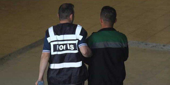 Kayseri'de 21 Adliye Personeli Gözaltına Alındı