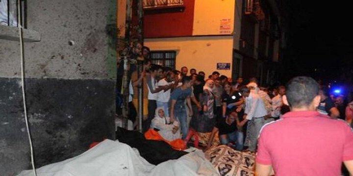 Muş Özgür-Der, Gaziantep Saldırısını Tel'in Etti