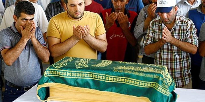 Gaziantep'teki Saldırıda Hayatını Kaybedenlerin 29'u Çocuk!