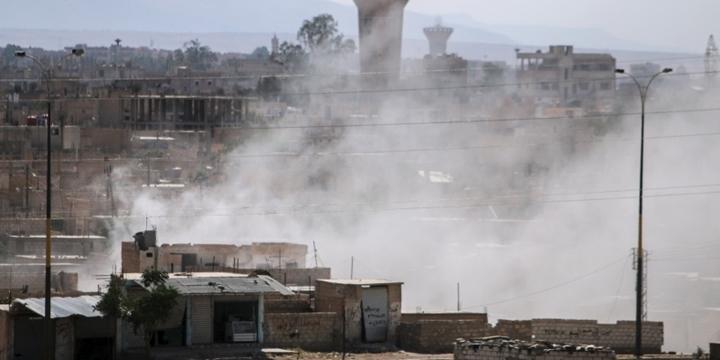 """""""Haseke'de Esed ile YPG Arasında Ateşkes"""""""
