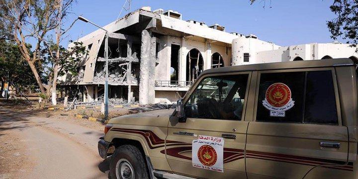 Libya'da 2 Bölge Daha IŞİD'den Geri Alındı