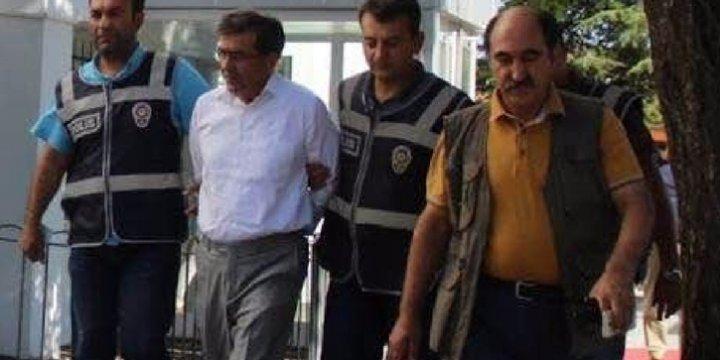Mehmet Hanifi Bak FETÖ'den Tutuklandı