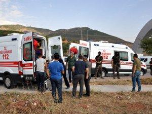 Tunceli'de İlçe Jandarma ve İlçe Emniyet Amirliğine Saldırı