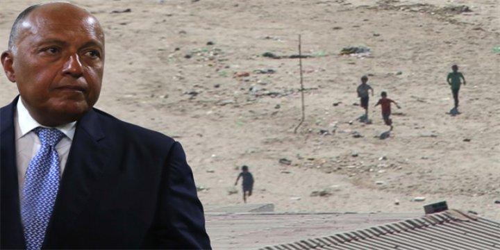 İsrail Terörüne 'Sisi Zırhı'