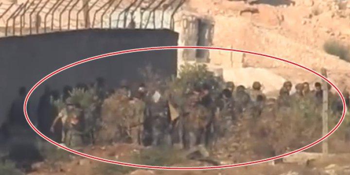 Onlarca Esed Askeri Halep'te Böyle Vuruldu (Video)