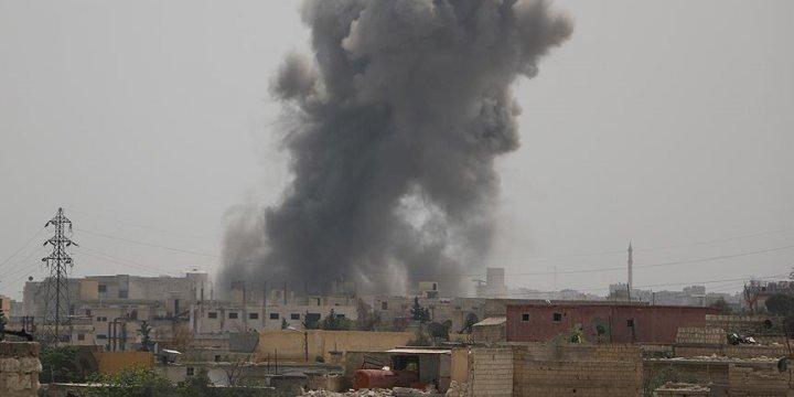 Esed-PYD Çatışması Afrin'e Sıçradı