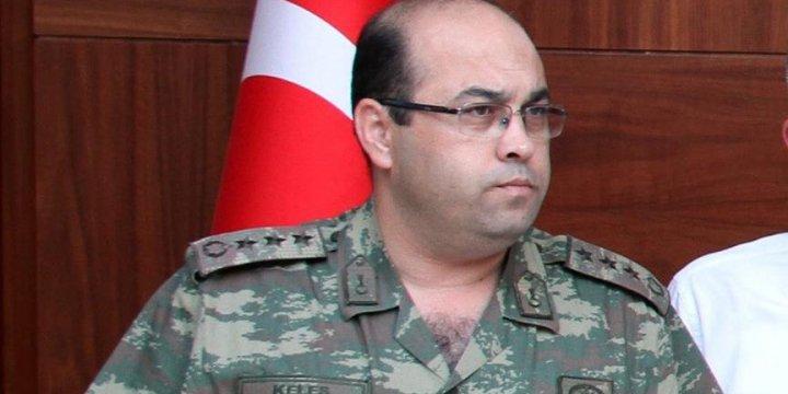 Diyarbakır'da İki Jandarma Komutanı Tututklandı