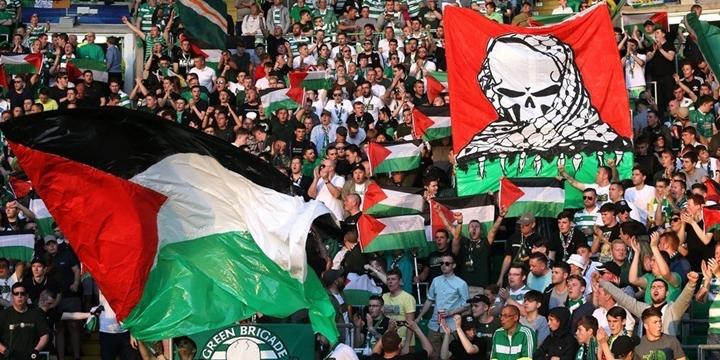 Filistin Bayrağı Korkusu İsrail Polisini Harekete Geçirdi!