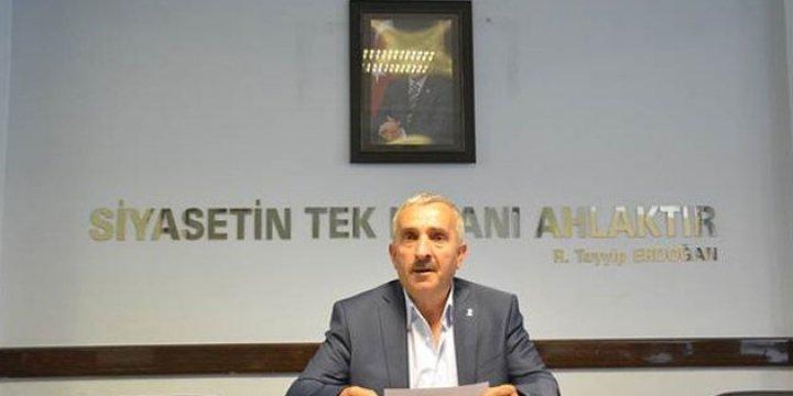 Kardeşi Tutuklanan AK Partili Başkandan İstifa