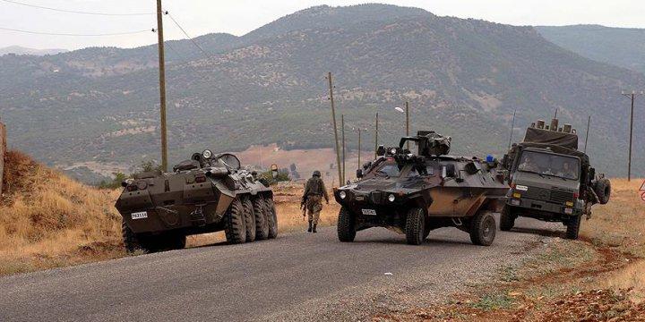 """Elazığ'da 15 Alan """"Özel Güvenlik Bölgesi"""" İlan Edildi"""