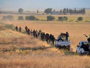 Direniş Birlikleri Keklice Köyüne Ulaşmak Üzere
