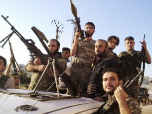 Direnişçiler Keklice'yi IŞİD'den Aldı (Video)