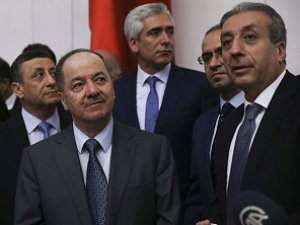 Barzani: Büyük Değişimler Kapıda