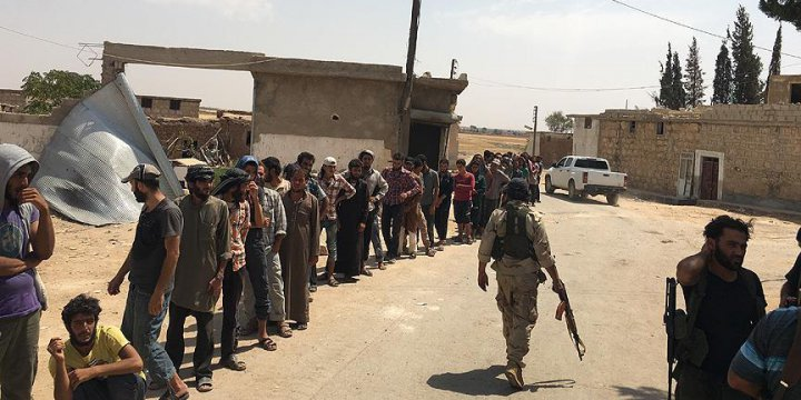 IŞİD ve PYD'den Kaçanlar Direnişçilere Sığınıyor