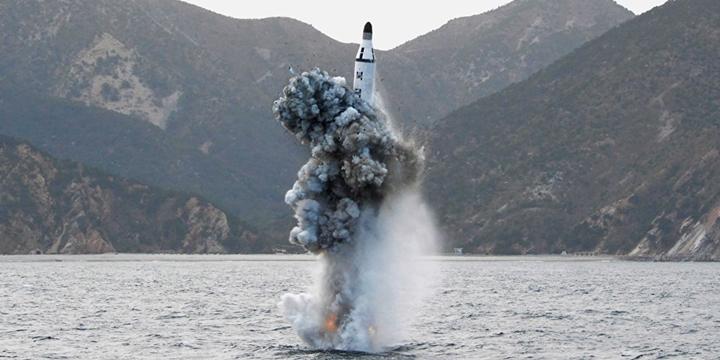 ABD: Kuzey Kore Başarısız Bir Füze Denemesi Yaptı