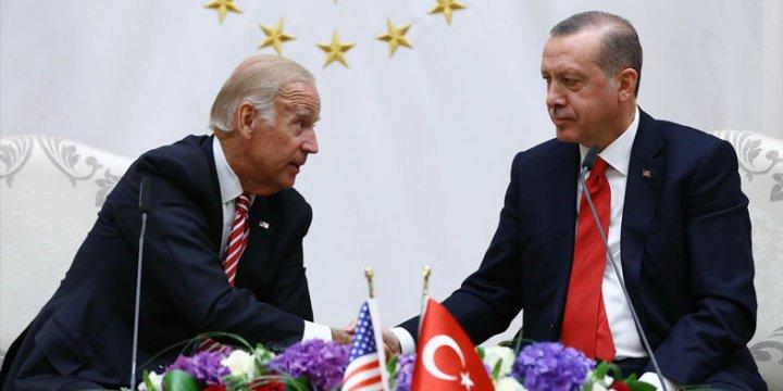 Biden ve Erdoğan'dan Ortak Basın Açıklaması