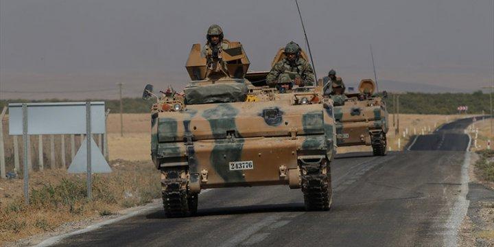 Türkiye PYD Güçlerine Vurmaya Başladı