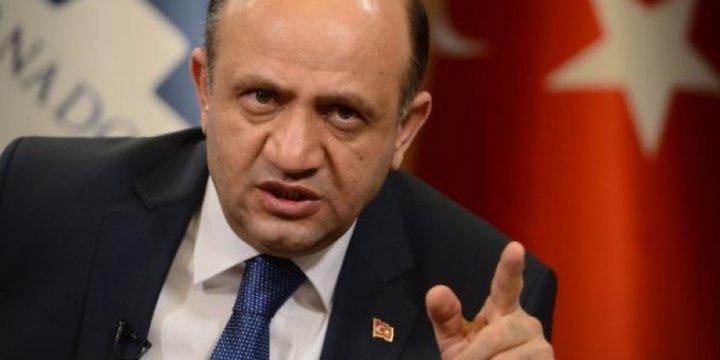 Fikri Işık: ÖSO Kontrolü Sağlayana Kadar TSK Cerablus'tan Ayrılmayacak