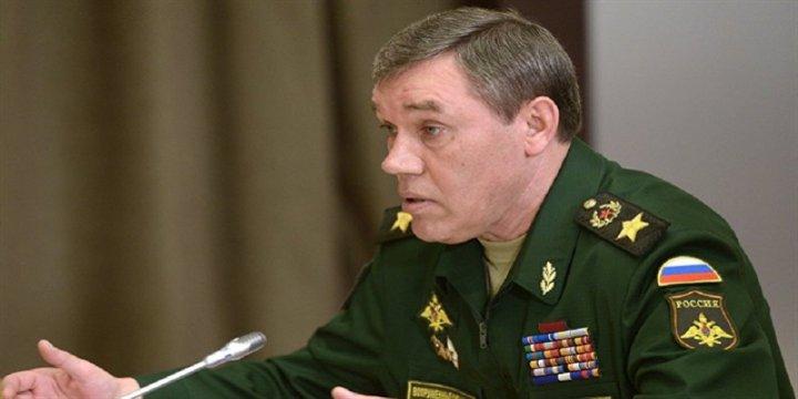 Rus Genelkurmay Başkanının Türkiye Ziyareti Ertelendi