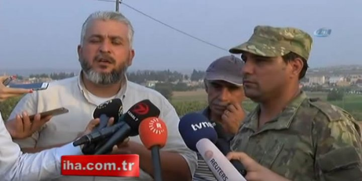 'Operasyon Halep'in Kuzeyinin Tümü Özgürleşinceye Kadar Sürecek...'