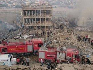 Cizre'de Bomba Yüklü Araçla Saldırı: 11 Ölü, 78 Yaralı