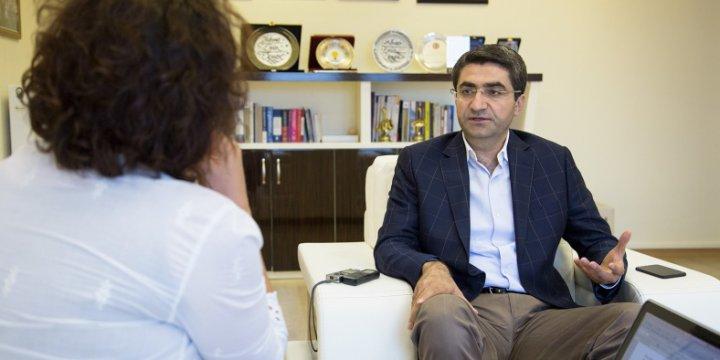 M. Emin Ekmen: 'PKK Saldırıları Darbecilere Fırsat Yarattı'