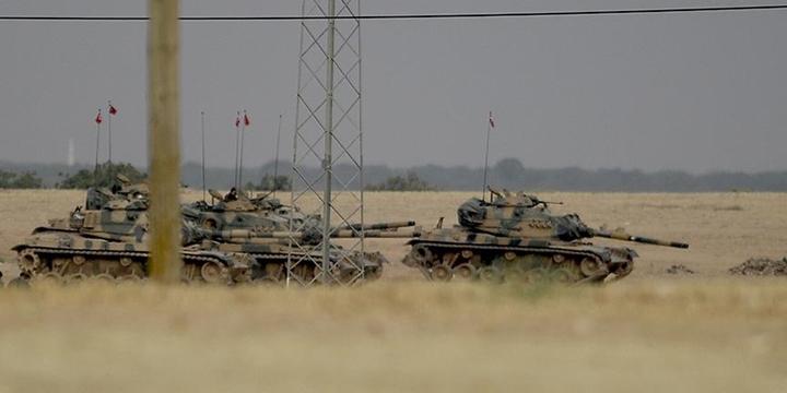 """""""Fırat Kalkanı, Türkmenlere Nefes Aldırdı"""""""