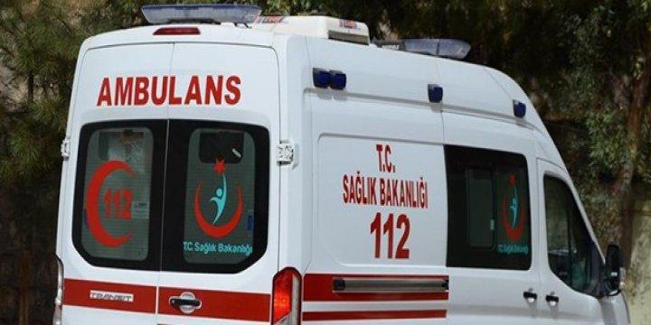 Suriyelileri Taşıyan Minibüs Kaza Yaptı: 8 Ölü