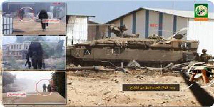Kassam Tugayları Sınırda Öldürdüğü 8 Askerin Görüntülerini Yayınladı