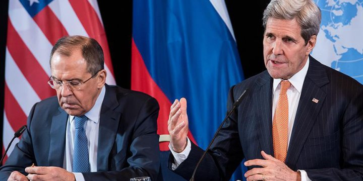 ABD ile Rusya Ateşkes ve Barış Tiyatrosuna Yeniden Başladılar