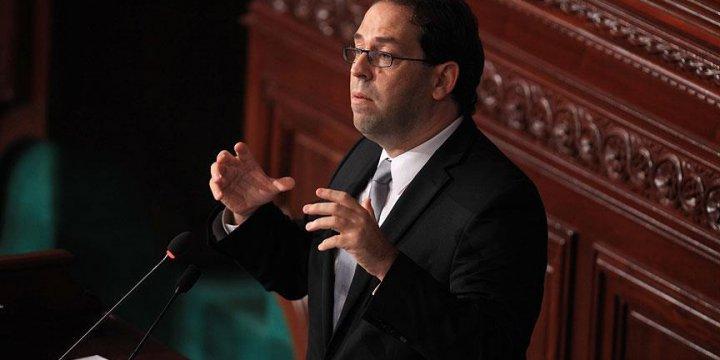 Tunus'ta Ulusal Birlik Hükümeti'ne Güvenoyu