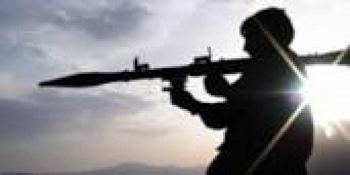 PKK Diyarbakır Havalimanı'na Roketle Saldırdı
