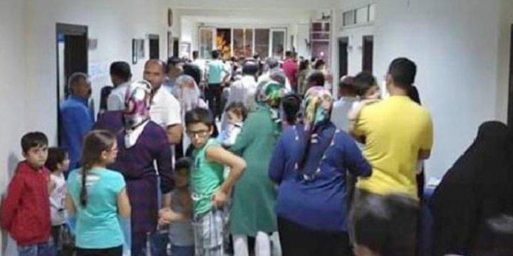 Elbistan'da 5 Bin Kişi Hastanelik Oldu