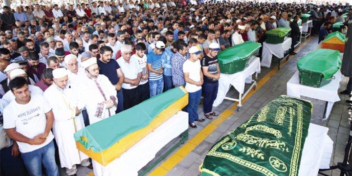15 Temmuz'dan Cerablus'a Terörizm ve PKK
