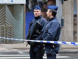 Belçika'da Bombalı Saldırı
