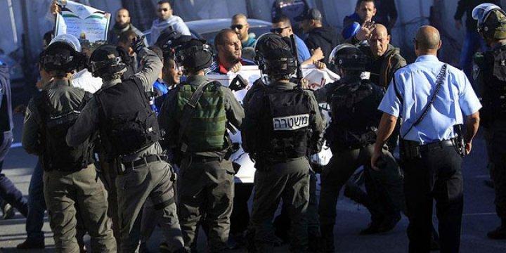 İşgalci İsrail 11 Filistinliyi Gözaltına Aldı