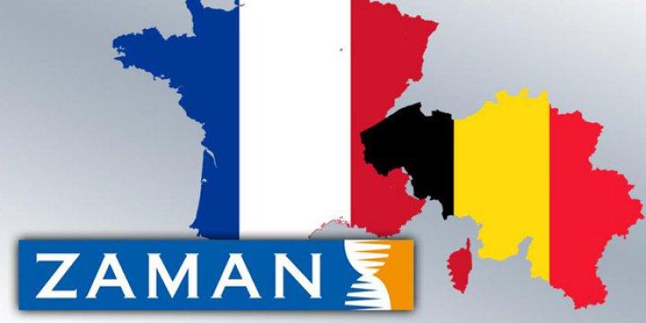 Zaman'ın Fransa ve Belçika Nüshaları Kapandı