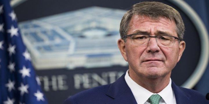 ABD'nin 'PKK/PYD'yi Savunma Bakanı' Carter Konuştu