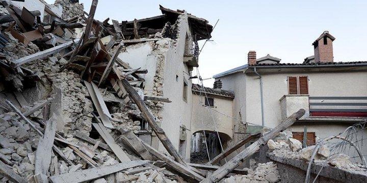 İtalya'daki Depremde Ölü Sayısı 292'ye Yükseldi