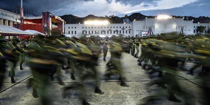 Venezuela ABD'yi Darbe Planlamakla Suçladı