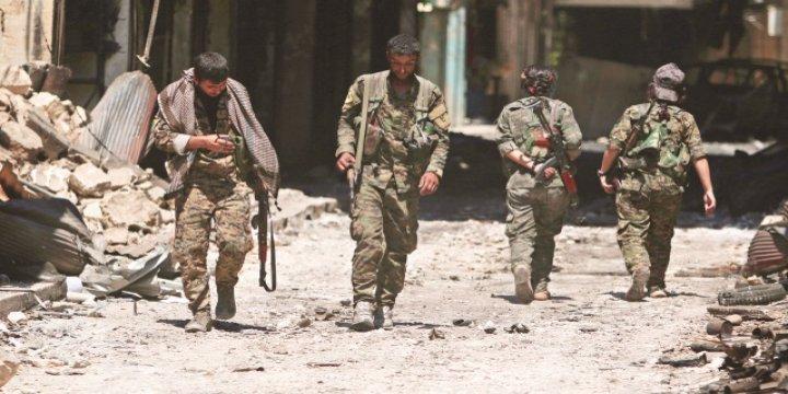 """PYD'den Menbiç'te """"Zorunlu Askerlik"""" Çağrısı!"""