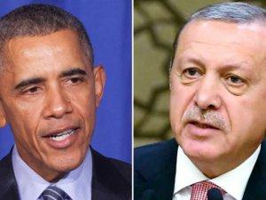 Erdoğan ve Obama 4 Eylül'de Görüşecek
