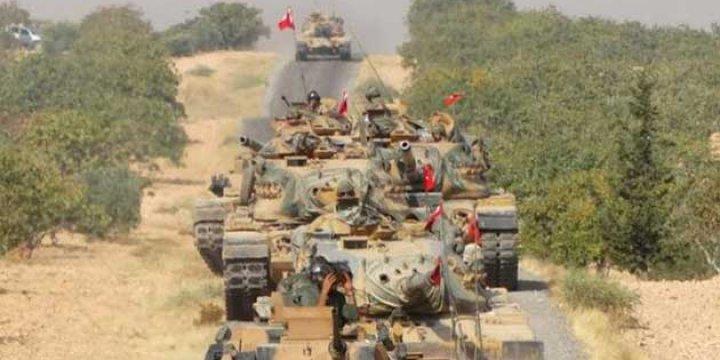 ÖSO ve TSK Birlikleri El-Bab'a Yöneldi