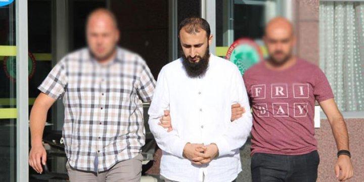 Konya'da 14 Kişi IŞİD ile Bağlantılı Olduğu İddiasıyla Gözaltına Alındı