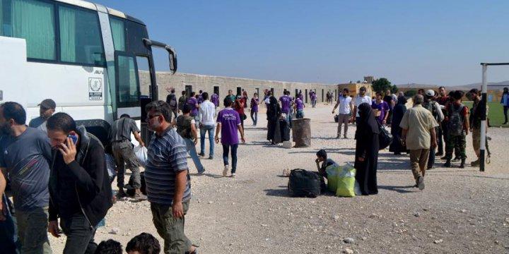 'Dareyya'daki Tehcir Uluslararası Hukuka Aykırıdır'