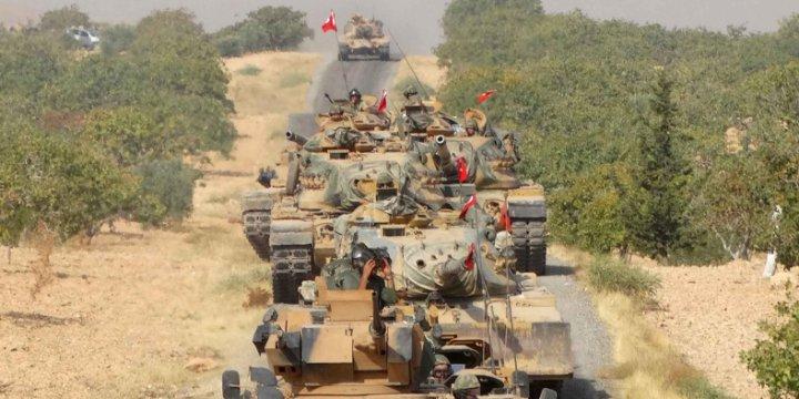 Türkiye'den ABD'ye Rakka İçin Münbiç Şartı