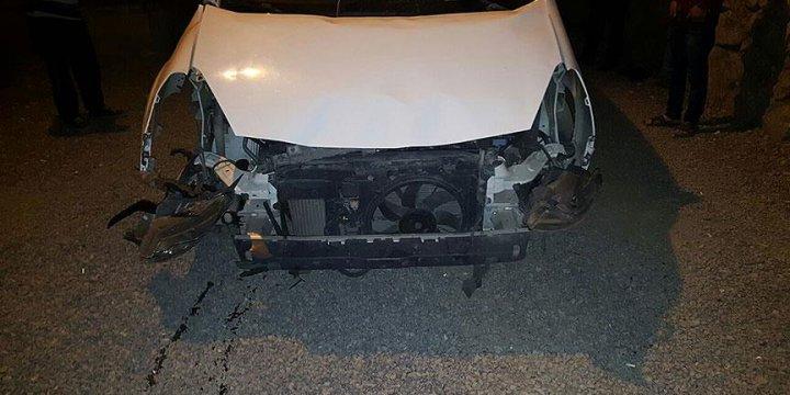 Hakkari Köy Korucuları Derneği Başkanının Otomobiline Bombalı Saldırı