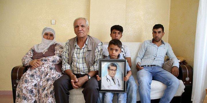 PKK'nın Katlettiği Doktorun Ailesinin Acısı Dinmiyor